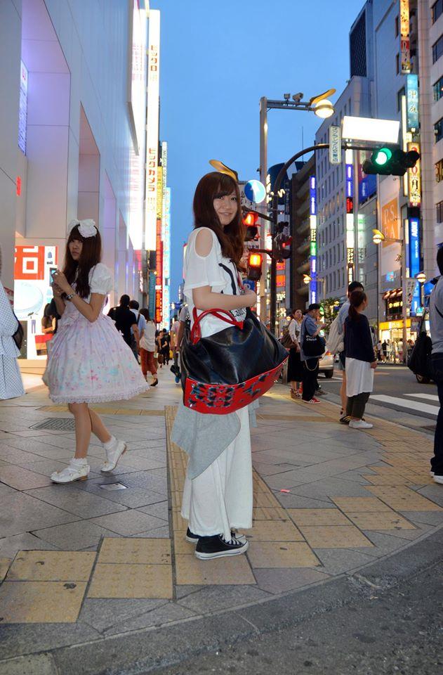 Laura Dailideniene  Tokyo Daili (2)