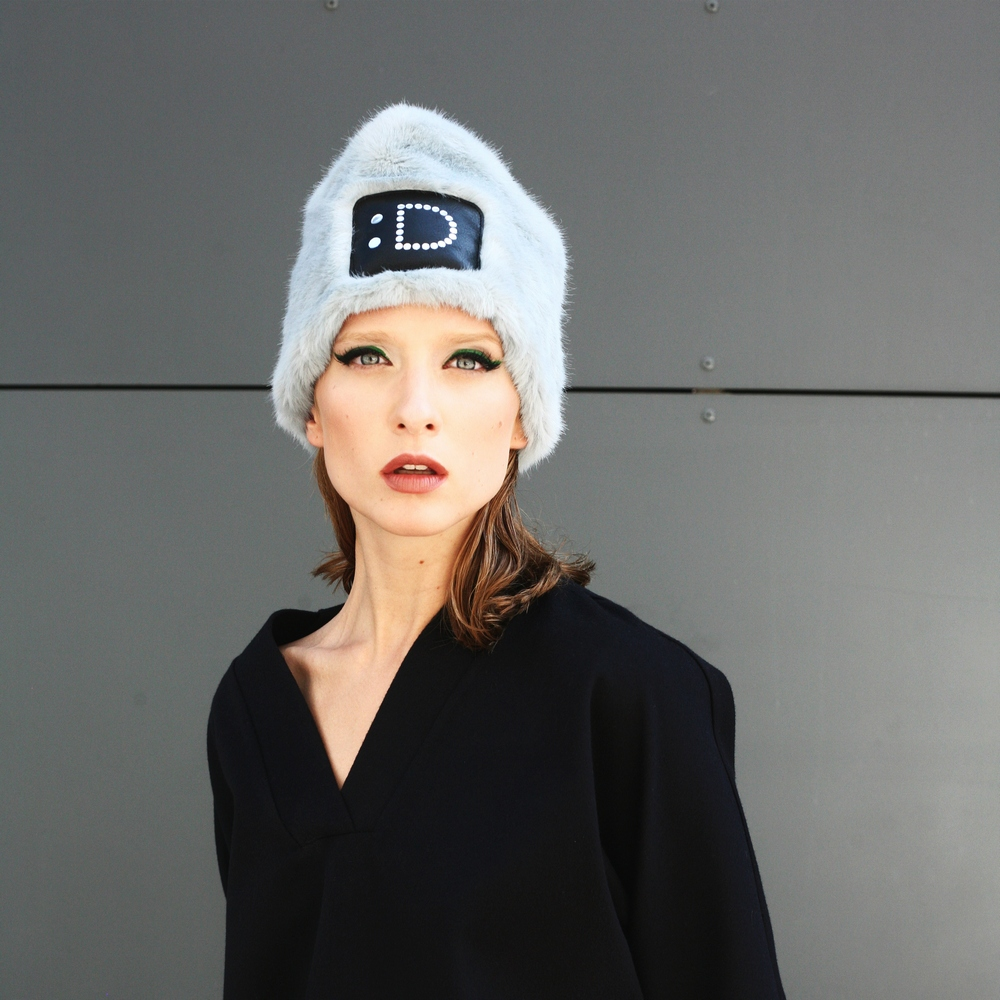 Dailidesign SAP 2014fw foto Gerda Slavickaite , mua Ugne Ezerinskaitė, style Aida Ivanauskaite , model  Ieva Marija Andrulyte