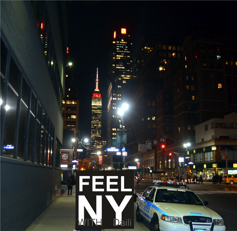 feel NY with Daili