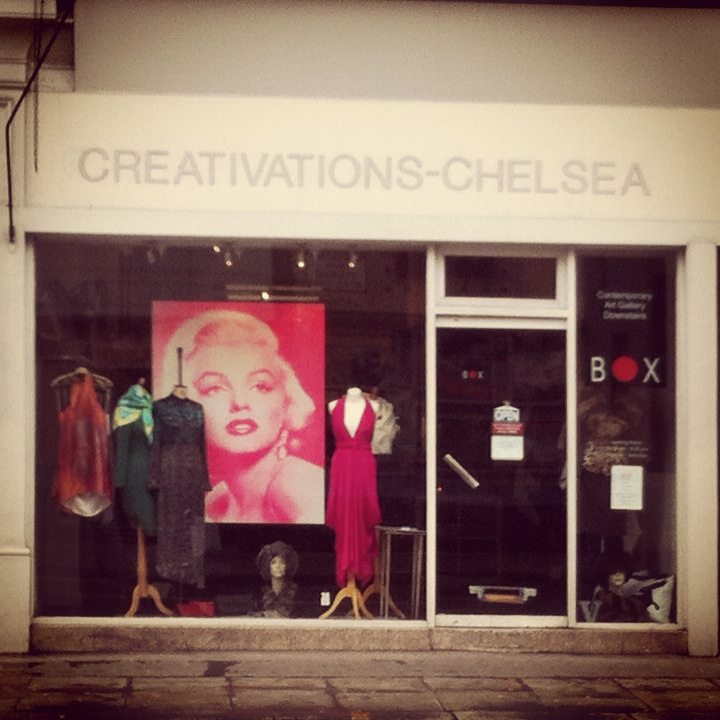 KGW showroom_Creativations Chelsea London 1