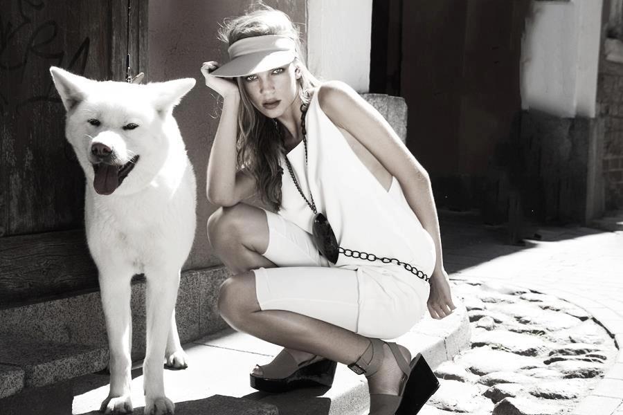 Style & Design - Daili, Foto - Kate Nova, MUA - U. Ezerinskaite, Models- Ugnė, Urtė (Rūta model) 2012 (1)