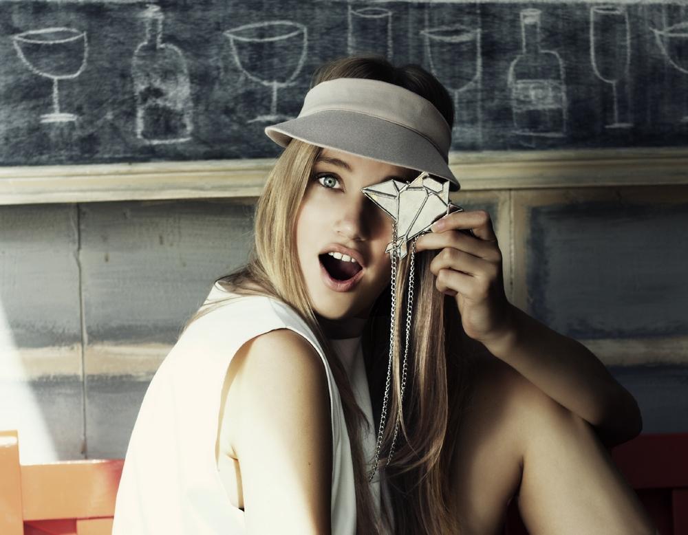 f. Kate Nova, model Ugne Brazionyte , Daili, Vilnius
