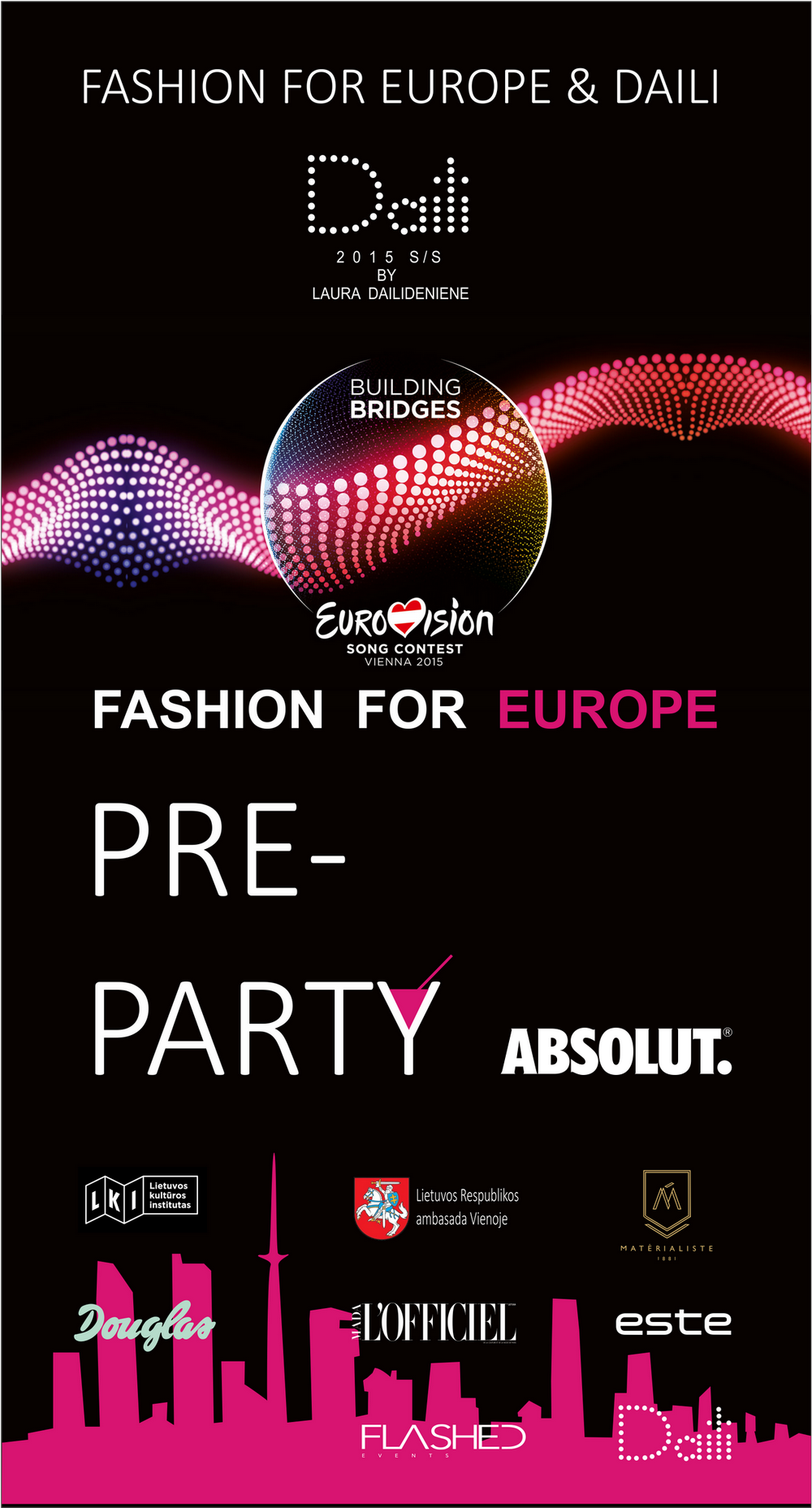 FASHION FOR EUROPE & DAILI , PREPARTY real