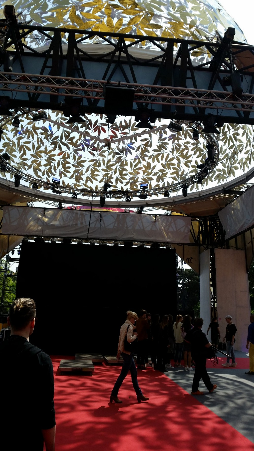 Lauros Dailidenienes prekes zenklo 'Daili' pristatymas Austrijoje Vienoje (10)