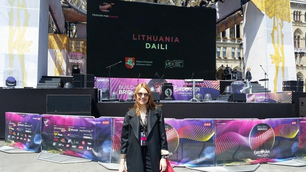 Lauros Dailidenienes prekes zenklo 'Daili' pristatymas Austrijoje Vienoje (12)