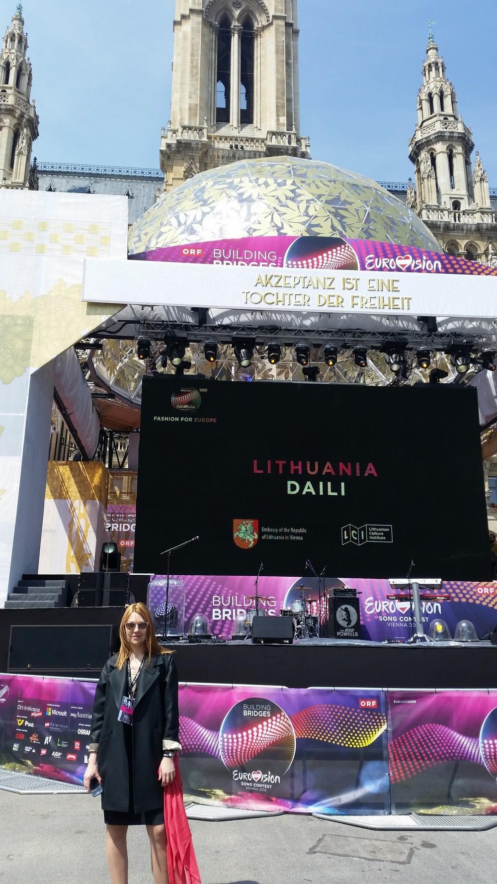 Lauros Dailidenienes prekes zenklo 'Daili' pristatymas Austrijoje Vienoje (13)