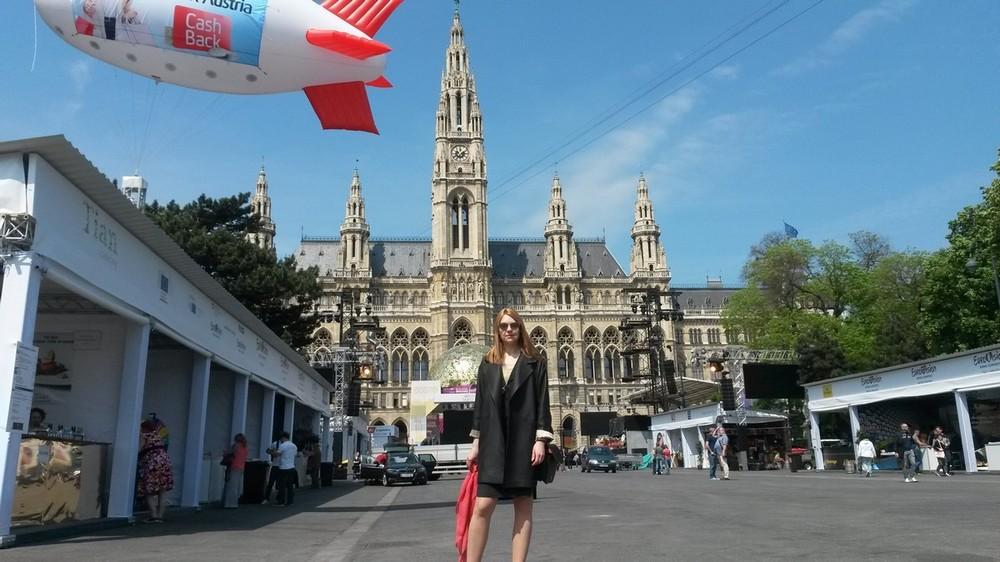 Lauros Dailidenienes prekes zenklo 'Daili' pristatymas Austrijoje Vienoje (16)