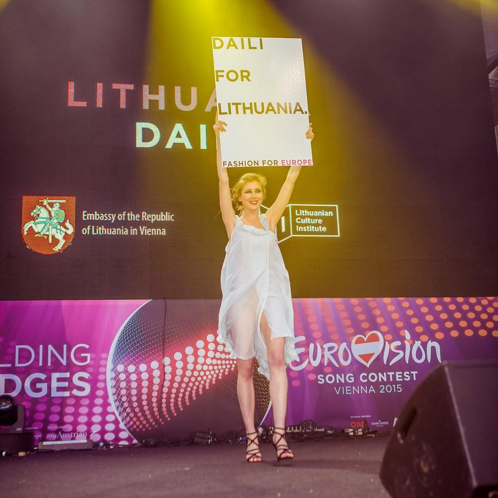 Lauros Dailidenienes prekes zenklo 'Daili' pristatymas Austrijoje Vienoje (29)