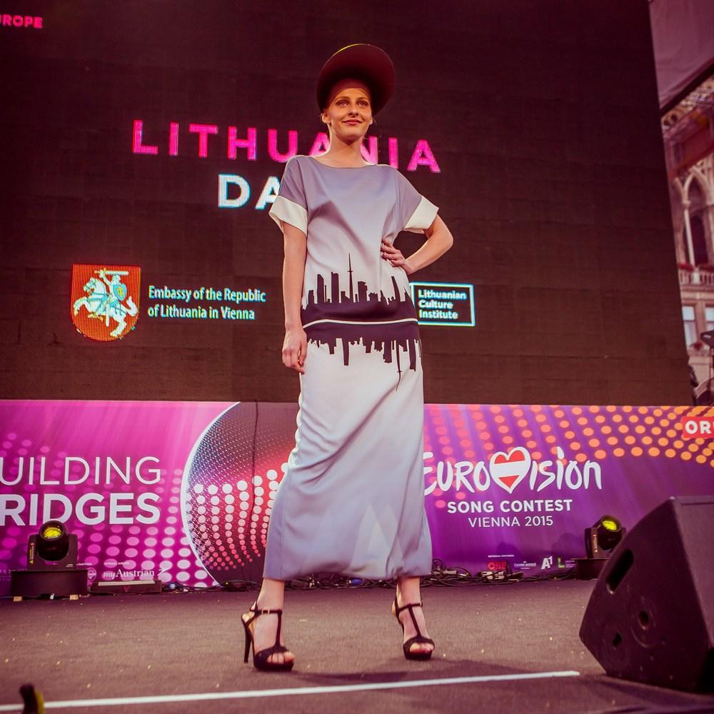 Lauros Dailidenienes prekes zenklo 'Daili' pristatymas Austrijoje Vienoje (30)