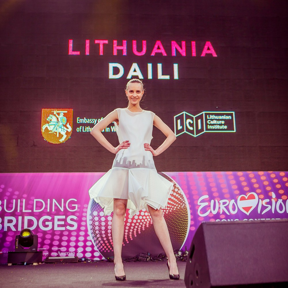 Lauros Dailidenienes prekes zenklo 'Daili' pristatymas Austrijoje Vienoje (31)