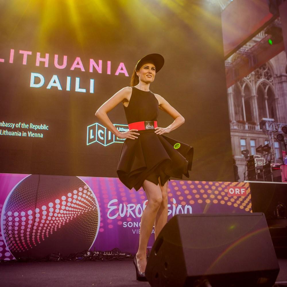 Lauros Dailidenienes prekes zenklo 'Daili' pristatymas Austrijoje Vienoje (36)