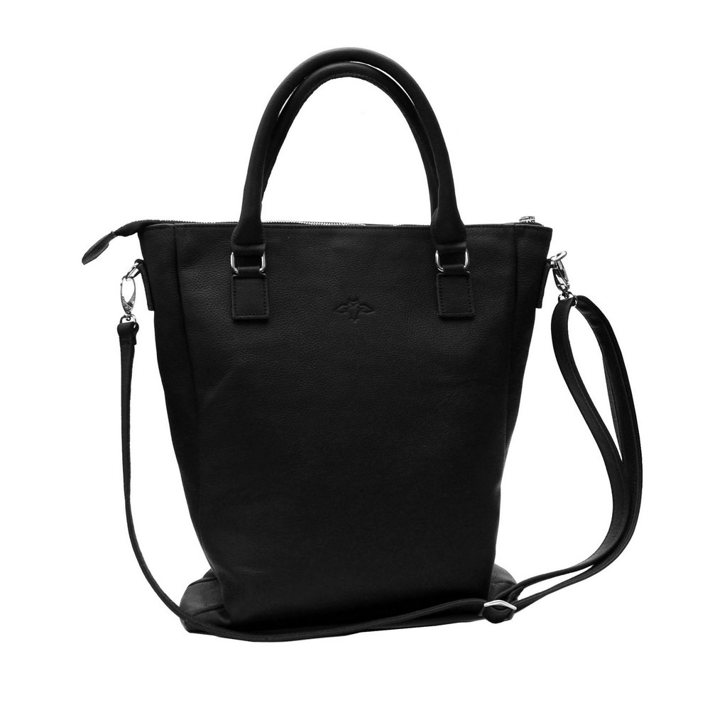 BLACK owl handbag BLACK (4)