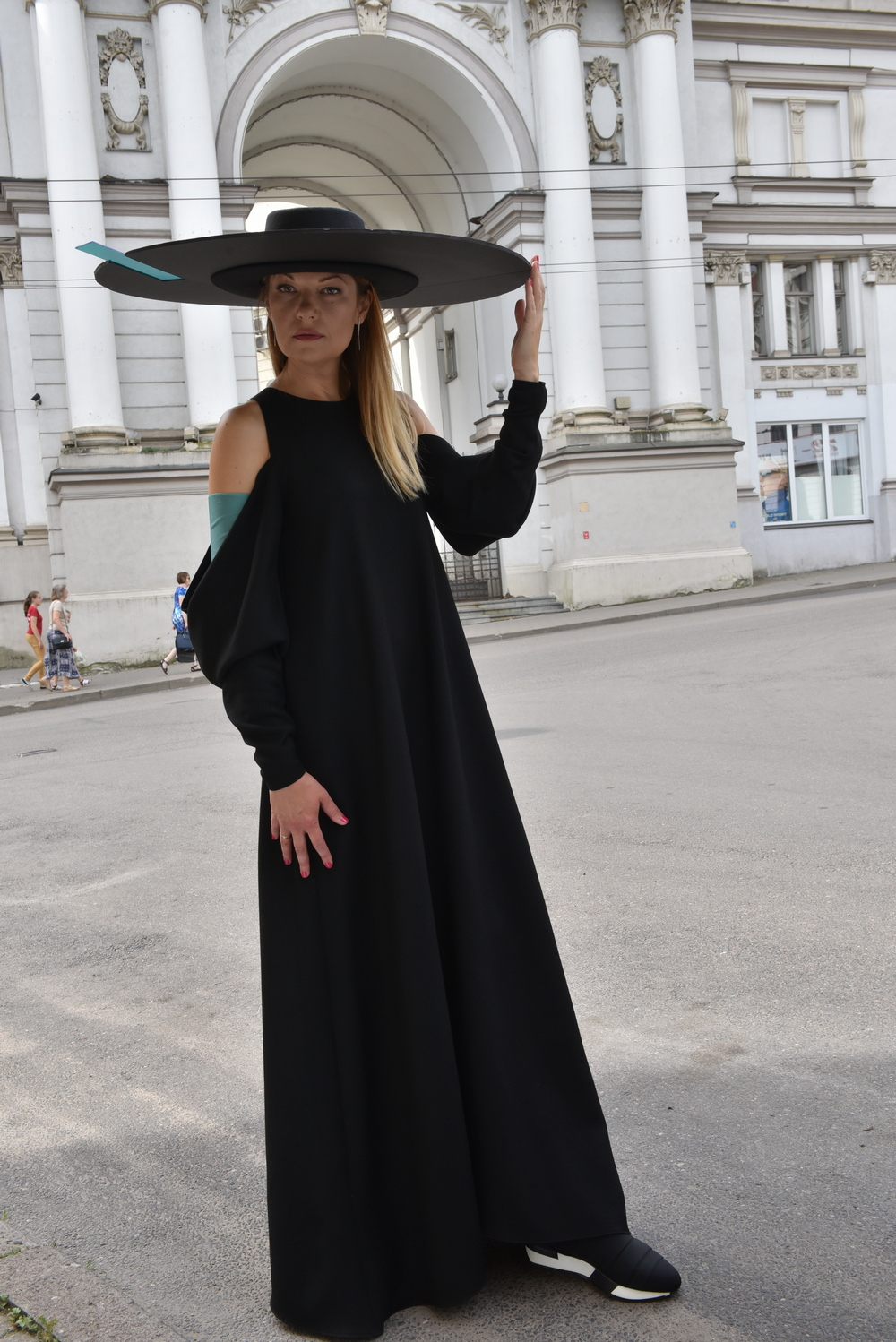LITHUANIAN fashion designer Laura Dailideniene 'Laura Daili' (9)