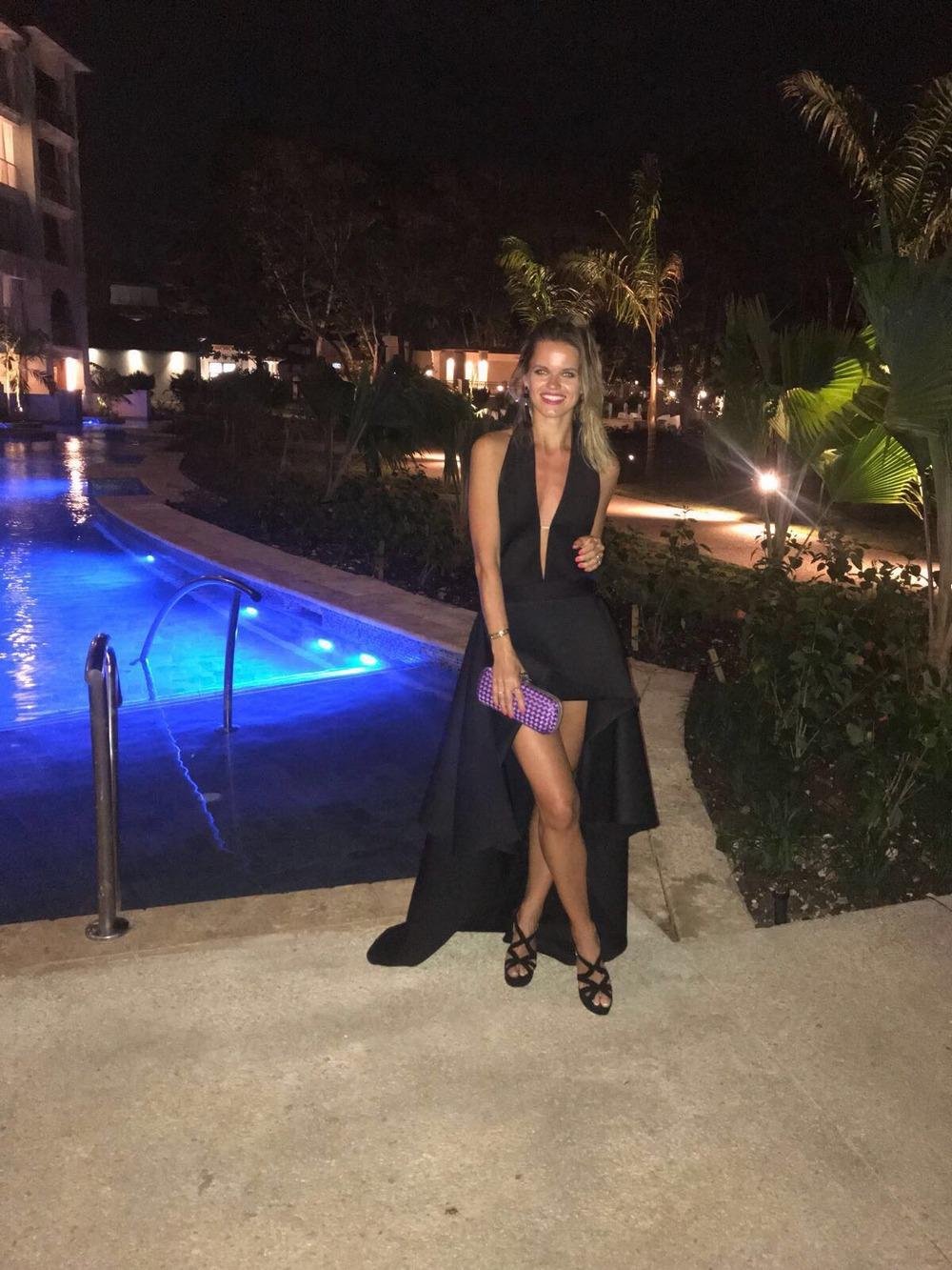 Aiste Marija Zukauskaite wears Laura Daili dress (13)
