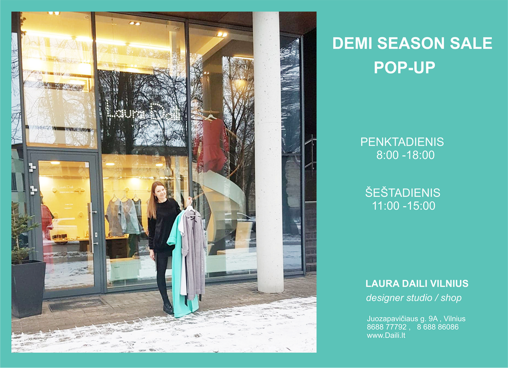 demi season sale Daili