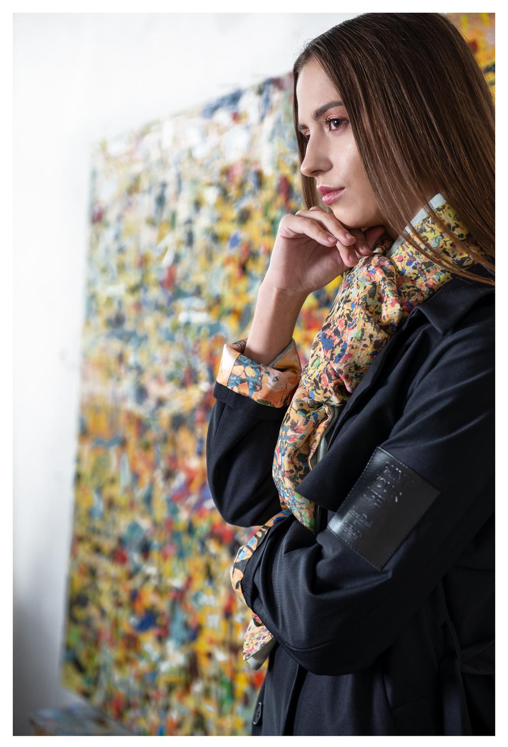 Laura Daili 'Paint Your Life' tapytoja K. Dineikaitė, foto Labas Lape (10)