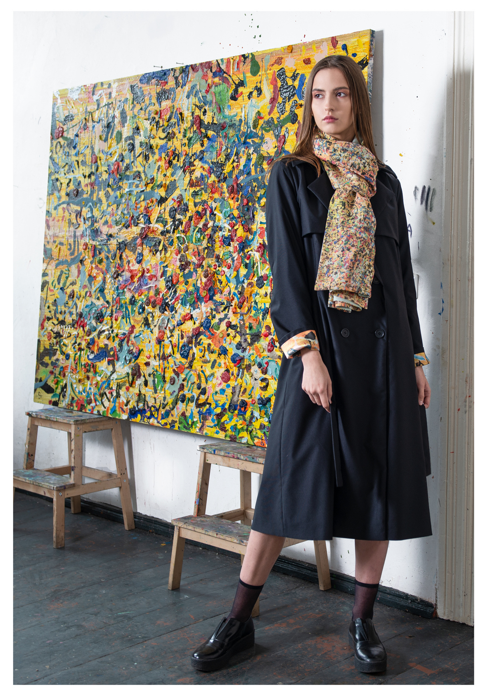 Laura Daili 'Paint Your Life' tapytoja K. Dineikaitė, foto Labas Lape (12)