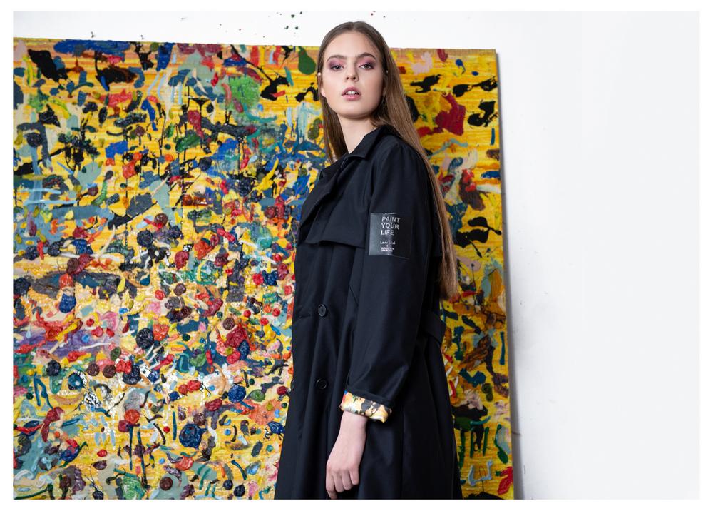Laura Daili 'Paint Your Life' tapytoja K. Dineikaitė, foto Labas Lape (28)