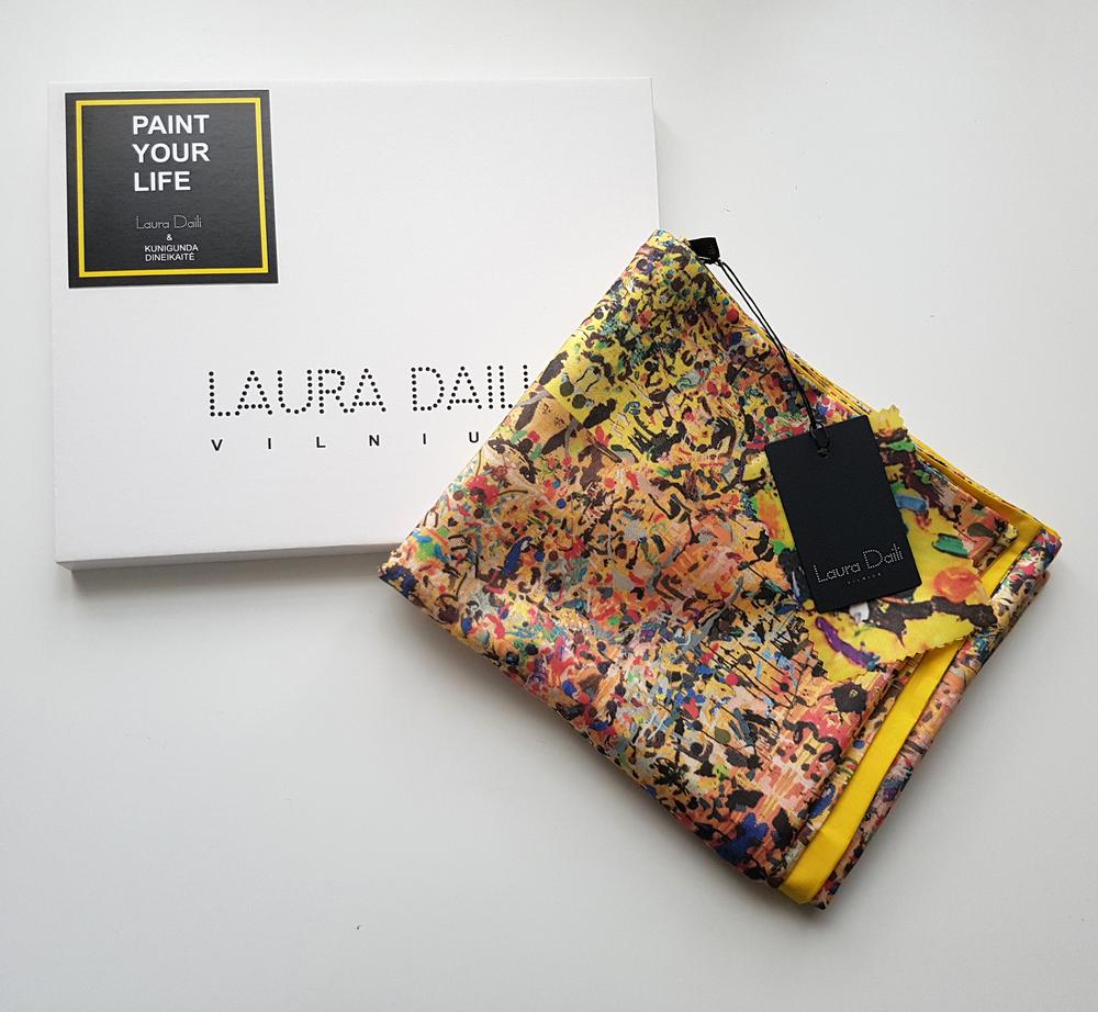 Laura Daili 'Paint Your Life' tapytoja Kunigunda Dineikaitė, foto Labas Lape (32)