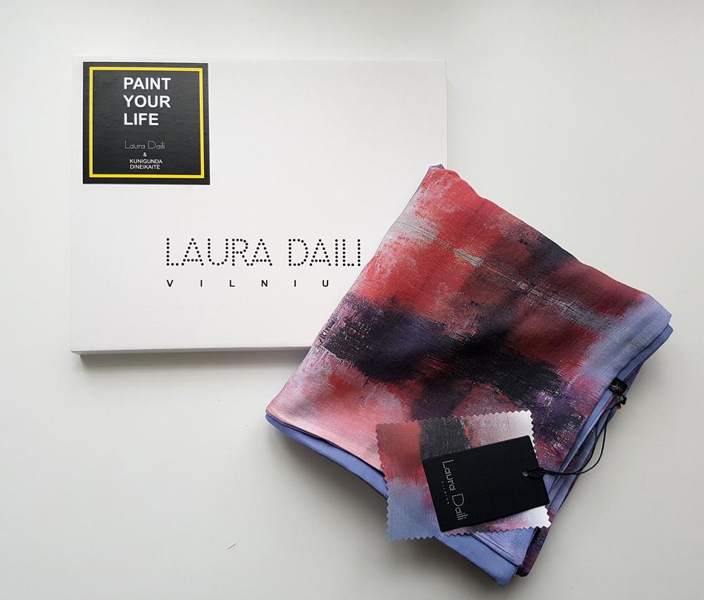 Laura Daili 'Paint Your Life' tapytoja Kunigunda Dineikaitė, foto Labas Lape (33)