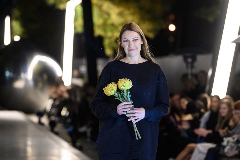 Laura Daili designer Vilnius Lithuania, catwalk Marriott hotel (9)
