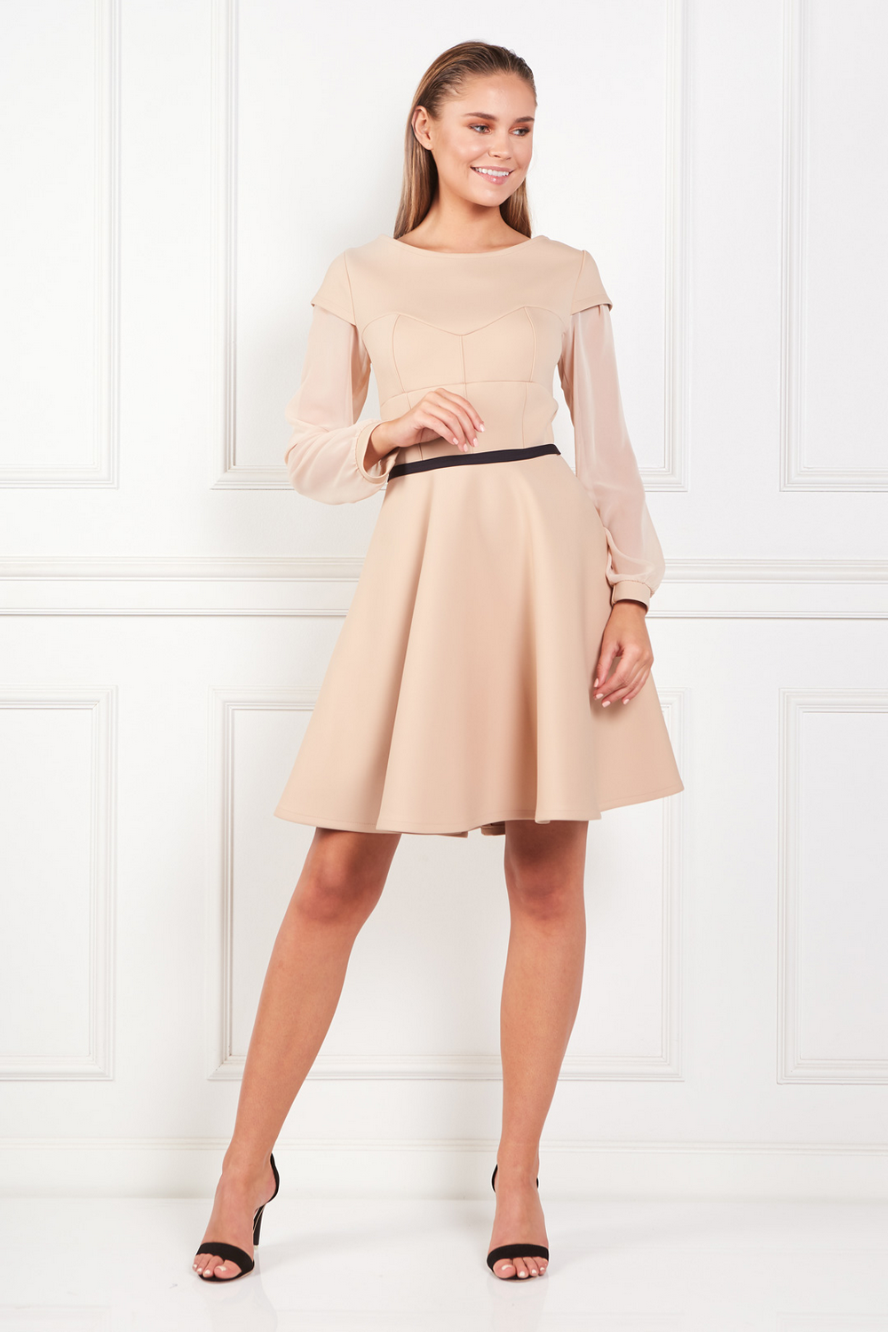 beige-samantha-dress