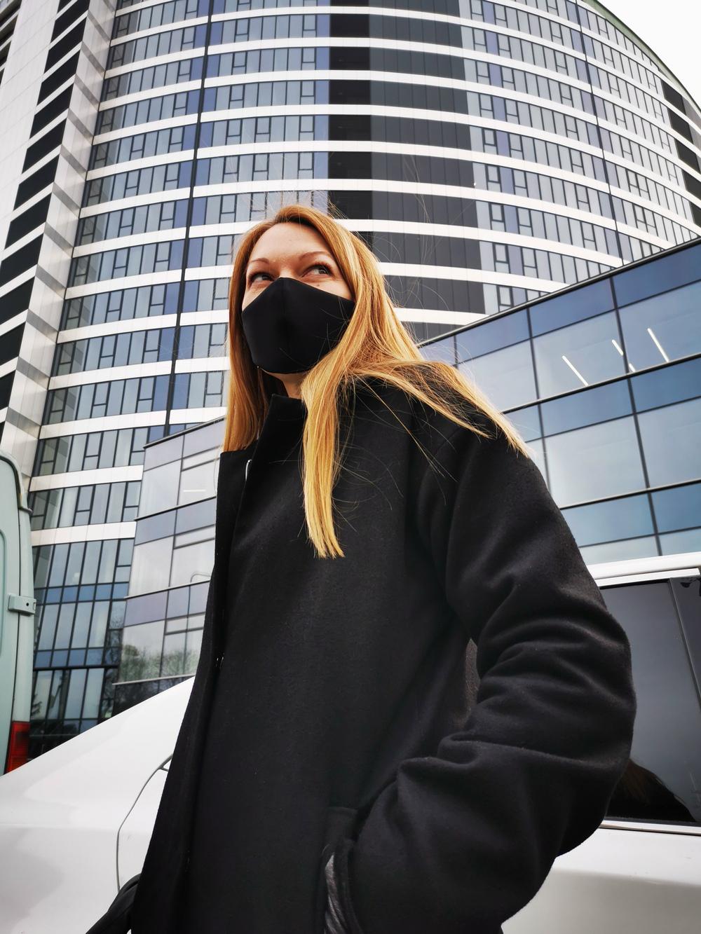 Laura Daili Mask Pandemia 2020 coronavirus(1)