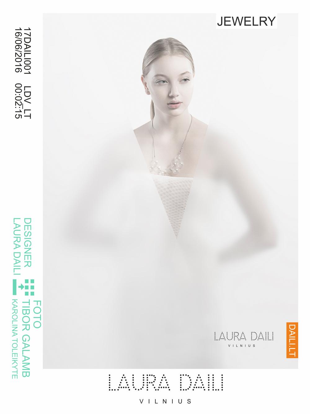 Laura Daili Vilnius , model Karolina Toleikyte, foto Tibor Galamb