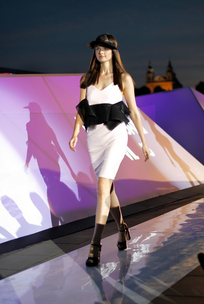 babe, shine sharp dress by lithuania designer laura daili fashion catwalk (7)