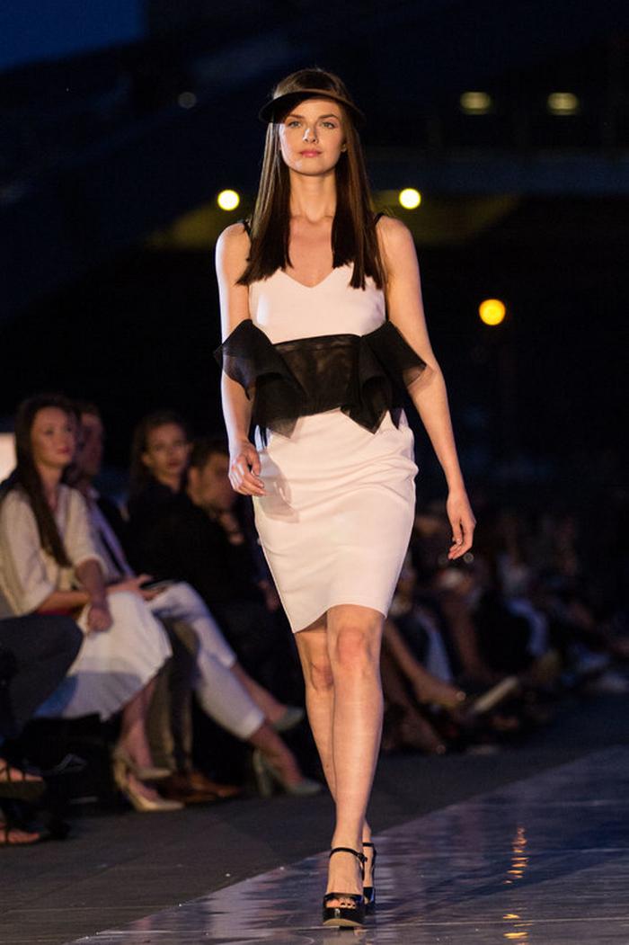 babe, shine sharp dress by lithuania designer laura daili fashion catwalk (9)