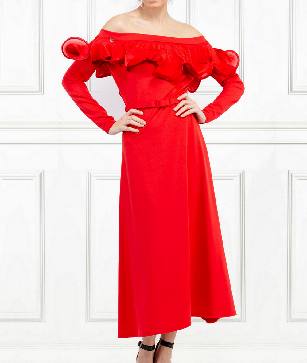 Laura Daili Wavy dress (1)