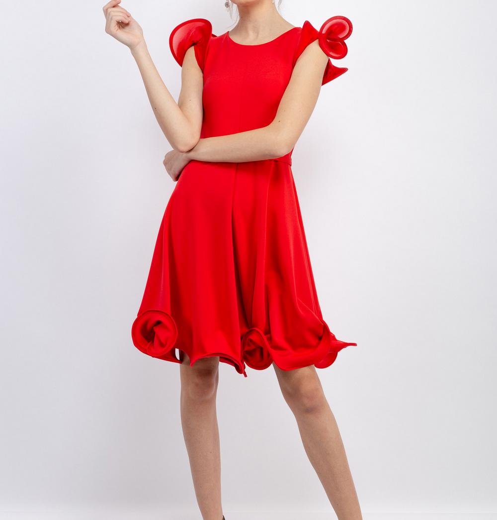 Laura Daili Wavy dress (4)